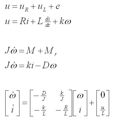 Modellgleichungen