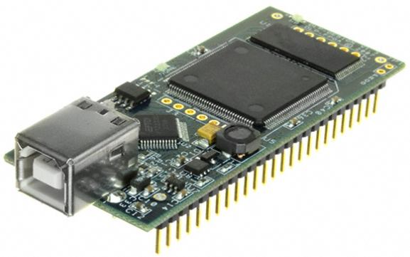FPGA Evaluationsboard der Firma DLP.