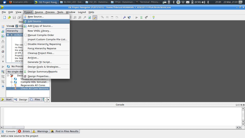 Neue VHD-Datei.