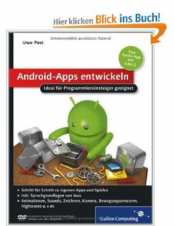 [4] Android-Apps entwickeln (978-3-8362-1813-9).