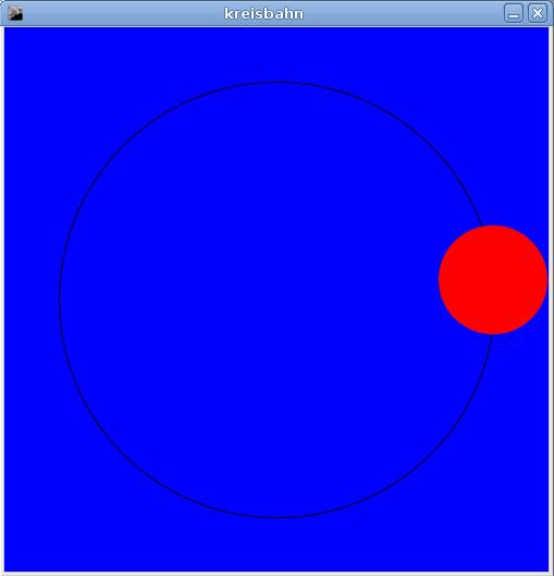 Screenshot des Processing-Fensters.