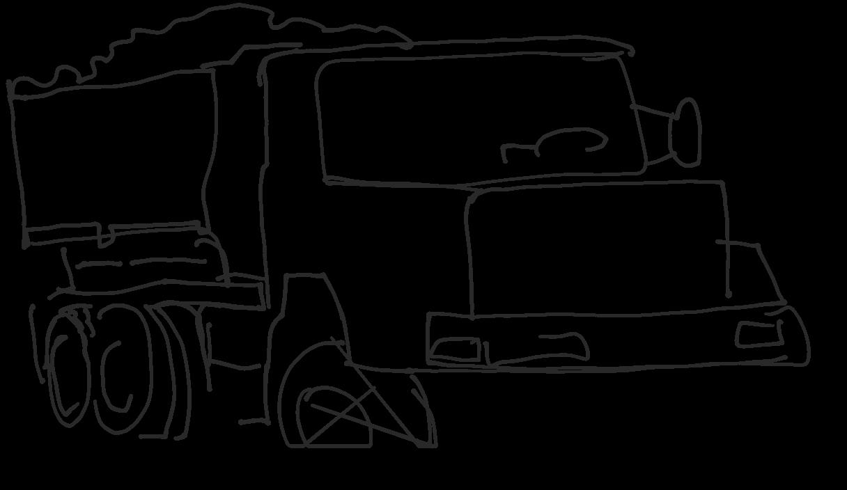 Modell-parametrischer Unsicherheit kann sein: Variierendes Fahrzeuggewicht bei einem autonomen Vehikel, beispielsweise einem Kipplaster.
