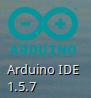 Desktop-Icon Arduino IDE